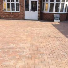 driveways West Midlands